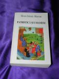 Patristica si umanism - Henri Irenee Marrou (f0776