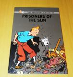 Herge - The Adventures of Tintin Prisoners of the sun engleza