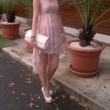 Rochie de dama-ocazie, Marime universala, Roz