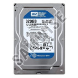 Hard disk 320GB WESTERN DIGITAL BLUE SATA3, Buffer 16MB, WD3200AAKX