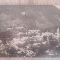 Rosia Montana,Alba,1928 vedere partiala,ilustrata cp, Circulata, Fotografie