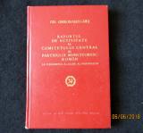 Congresul al II-lea al PMR 1953. Gheorghe Gheorghiu-Dej-Raport de activitate.