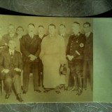 Carte postala Germania nazista, sf anilor '30, cu membrii marcanti ai nazistilor, Necirculata, Printata