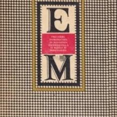 E. Meumann - Prelegeri introd. în pedagogia experim. și bazele ei psihologice