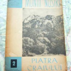 MSHAR - 14 - COLECTIA MUNTII NOSTRI - NR 2 - PIATRA CRAIULUI