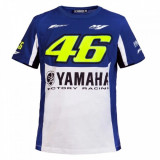 Tricou Yamaha Valentino Rossi, VR 46, masuri diverse, sigilate, L/XL, Alb