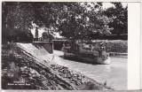 Bnk cp Timisoara - Ecluza pe canalul Bega - circulata, Printata