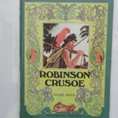 Robinson Crusoe-Daniel Defoe (ilustratii:Iacob Dezideriu si Catalina Iacob)