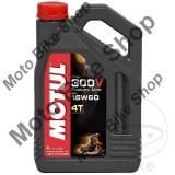 MBS Motorol 15W60 4T 4 Liter, synthetisch 300V FL Offroad, 104138, Cod Produs: 7140059MA