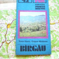 MSHAR - 8 - COLECTIA MUNTII NOSTRI - NR 42 - BIRGAU - 1987