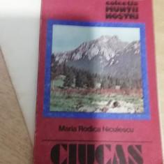 MSHAR - 32 - COLECTIA MUNTII NOSTRI - NR 34 - CIUCAS - 1986