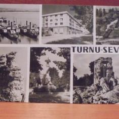 R.P.R.- TURNU- SEVERIN - 6  VEDERI DIN ORAS SI ZONA - NECIRCULATA., Drobeta-Turnu Severin, Fotografie