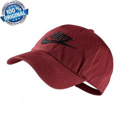 SAPCA  ORIGINALA 100% Nike Futura Cap In Washed    -Unisex- reglabila, Marime universala, Din imagine