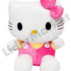 Hello Kitty din plus - 35 cm