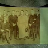 Carte postala din anii '30, Germania nazista, reprezentand conducatorii NSDAP