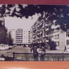 R.P.R. - TIMISOARA - VEDERE DIN ORAS- CIRCULATA, TIMBRATA., Fotografie