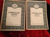 Clasicii romani - C dobrogeanu Gherea - Studii critice 2 vol Rg