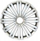 Set capace roti 15 inch tip Vw, culoare Silver 15-339, R 15, Croatia Cover