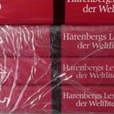 Lexicon der Weltliteratur - Harenbergs - 5 volume