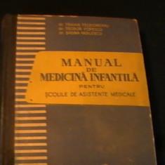 MANUAL DE MEDICINA INFANTILA-COLECTIV- INSTITUT- O M C -ED-1- VOL-1-763 PG-