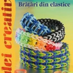 Idei Creative 113 - Bratari Din Elastice - Madaras Kata