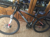 Bicicleta aluminiu MTB Scott, 17.5, 24, 28