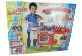 Bucatarie cu accesorii pentru copii