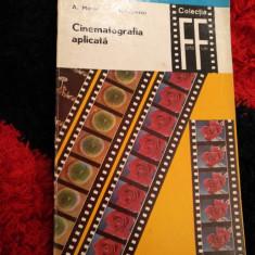Cinematografia aplicata de A Marin Rg