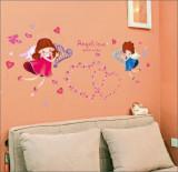 Sticker decorativ Ingerasi