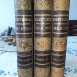 REAL-ENCYCLOPADIE DER GESAMMTEN HEILKUNDE (II, XI, XIII) 1887