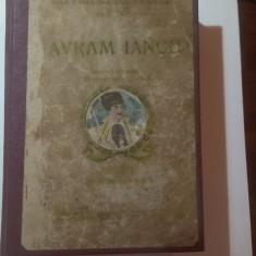 AVRAM IANCU - ROMAN ISTORIC ADAPTAT PENTRU FILM de DOMOKOS-HARAGA BALAZS