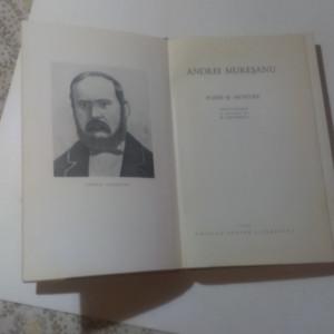 ANDREI MURESANU- POEZII SI ARTICOLE