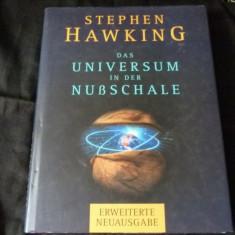 Stephan Hawking - Das Univers in der Nusschale