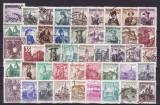 4007 - Lot timbre Austria