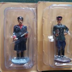 Z.Set 2 soldati ARMATA ROSIE