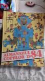 ALMANAHUL COPIILOR 1984