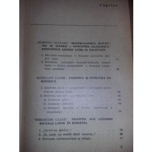 Carte veche 1971,STIINTA-RELIGIE-SOCIETATE,Carte de colectie,Transport GRATUIT