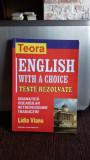 ENGLISH WITH A CHOICE - LIDIA VIANU TESTE REZOLVATE