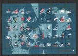 Danemarca 1959, timbre Christmas, Nestampilat