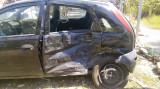 Opel corsa c avariat, Benzina, Hatchback