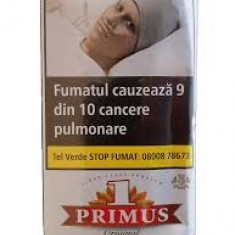 Tutun pentru rulat PRIMUS 35gr + 3 X Foite PRIMUS