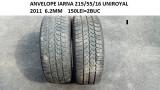Anvelope IARNA UNIROYAL 215/55/16 2011 6.2MM fara defecte 150LEI=2BUC, R16