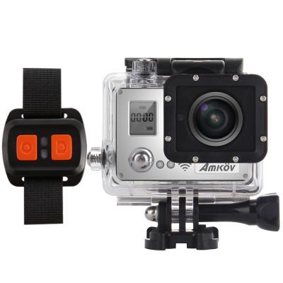 Resigilat : Camera video sport PNI Amkov AMK7000S 4K Action Camera foto