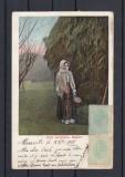 PORT NATIONAL ROMAN  CLASICA  TCV  CIRCULATA  1905 UPU EDITURA FORTUNA BUCURESTI, Printata