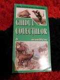 Ghidul colectiilor - mamifere si Animalele se apara Rh