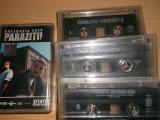 LOT CASETE AUDIO HIP HOP PARAZITII