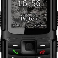 Telefon Mobil myPhone Hammer 2 Dual SIM Black