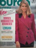 Revista Burda august 1992 in lb germana cu tipare