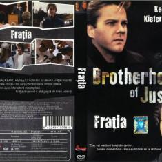 Frăția - Brotherhood of Justice, DVD, Romana
