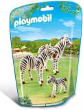 FAMILIE DE ZEBRE, Playmobil